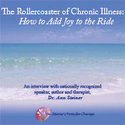 Rollercoaster of Chronic Illness Book Cover